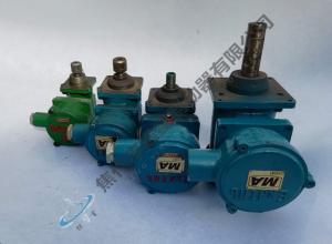 YBOZ系列隔爆型三相异步电动机