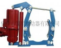 The application of PLC in the safety brake of the casting crane